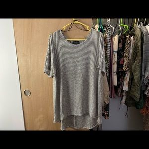 Forever 21- striped T-shirt